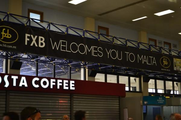 Bienvenida a Malta