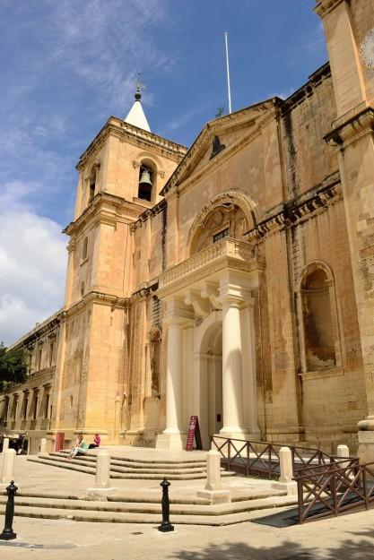 Catedral de San Juan, La Valetta