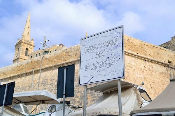 Bienvenido a la capital de Malta: La Valetta