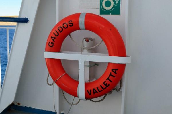 Ferry hacia Gozo