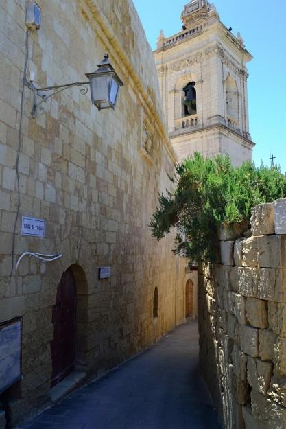Victoria, capital de Gozo