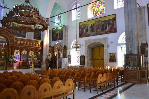 Iglesia Ortodoxa Griega en Heraklion