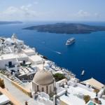 Santorini: el más increíble ejemplo de lo que la naturaleza es capaz de crear