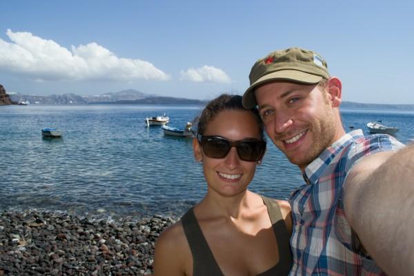 La Odisea en Santorini