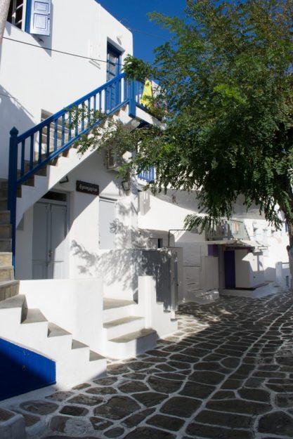Chora (Mykonos Town)