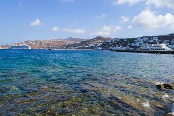 Bahía de Mykonos