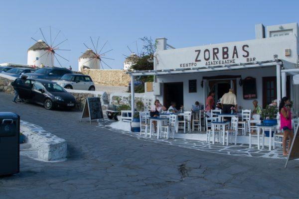 Zorba, un nombre que sigue sonando en todo Grecia desde la peli de 1964