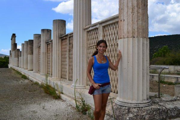 Ruinas del Santuario de Asclepio, Epidauro