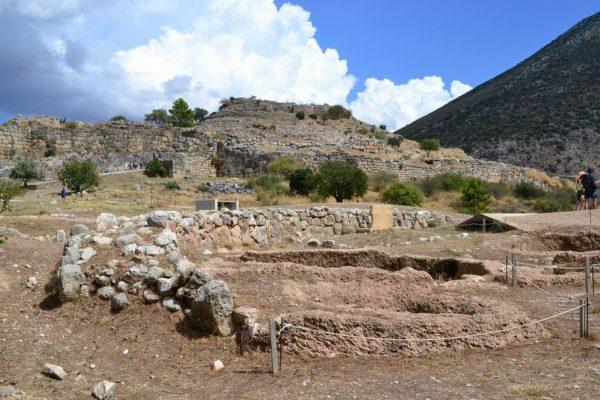 Ruinas de Micenas