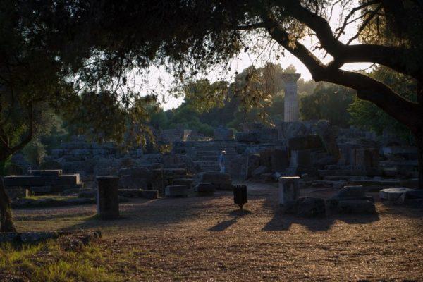 Ruinas de Olympia