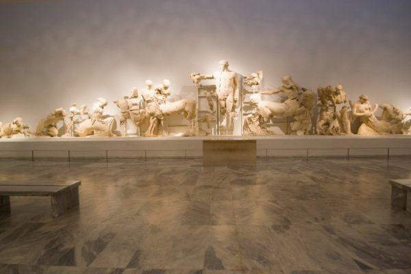 Museo Arqueológico de Olympia