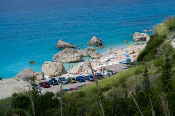 Playa de Lefkos