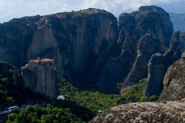 Paraíso natural: Meteora