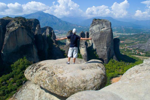 La Odisea en Meteora