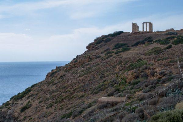 Templo de Poseidón en Cabo Sunión