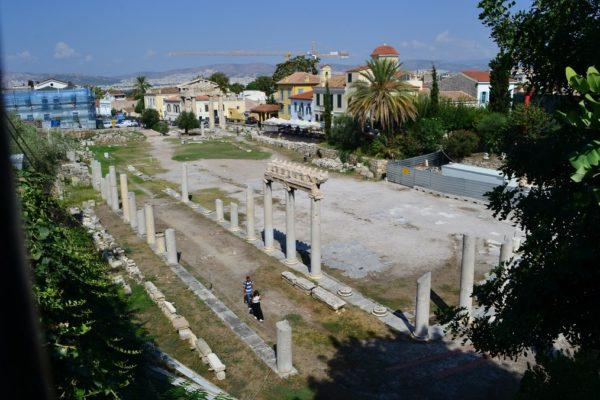 Agora Romana